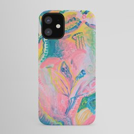 Realm of the Superweeds: Queens iPhone Case