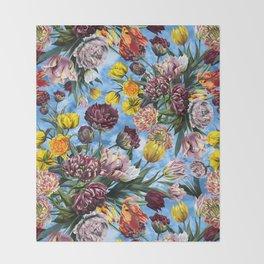 Sky Garden Throw Blanket