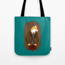 Mr Fox is stylish Tote Bag