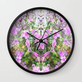 Corbeille Wall Clock