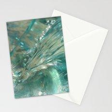 Glass Wave Stationery Cards