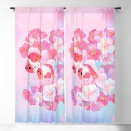 Sakura Ryukin Blackout Curtain