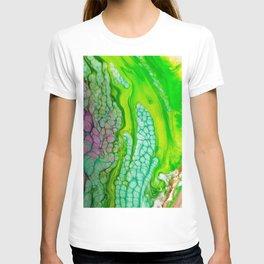 Histology of Abstract T-shirt