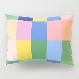 Shades of Spring Green Pillow Sham