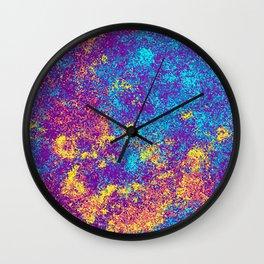Star Sky Wall Clock