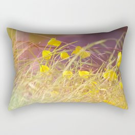 Barbed Beauty Rectangular Pillow