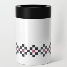 Chique Romania Pattern Can Cooler