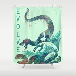 Evolve Shower Curtain