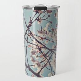 Blossoms 02 Travel Mug