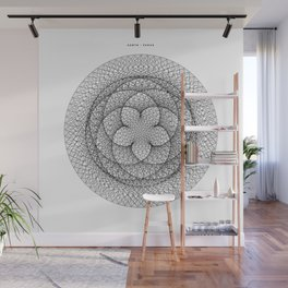 Venus Flower Wall Mural