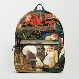 The demon that eats people Backpack
