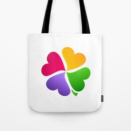 Love Luck Tote Bag