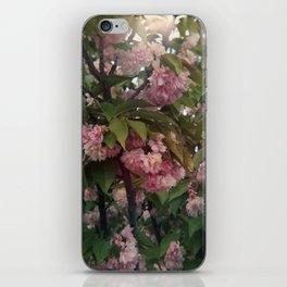 holga flowers. iPhone Skin