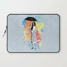Water Color Laptop Sleeve