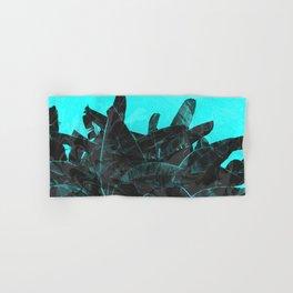 Marble Banana Leaf Hand & Bath Towel