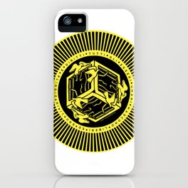 ART 1 HUMAN RIGHTS iPhone Case
