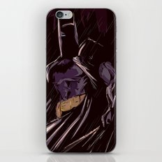 Darkest Knight iPhone & iPod Skin
