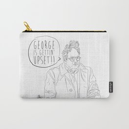 George is Gettin' Upset! Carry-All Pouch