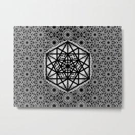 manjala Metal Print