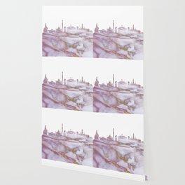 Copenhagen Denmark Skyline Wallpaper