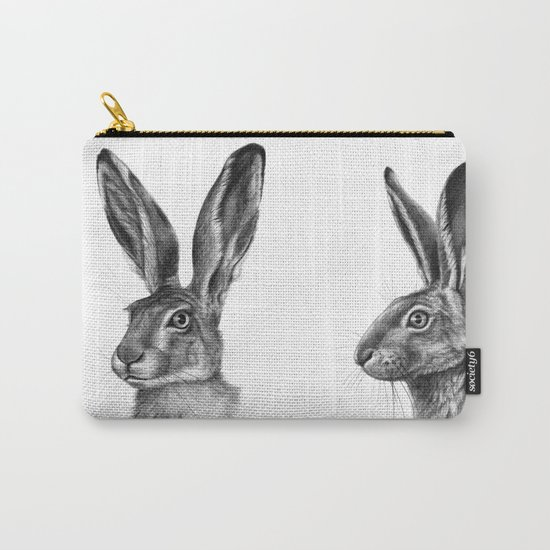 Hare profile G138 Carry-All Pouch