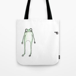 The Path to the Nest of Spiders Tote Bag