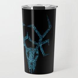 Wendigo ice blue Travel Mug