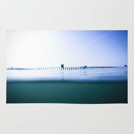 The Oceanside Pier Rug