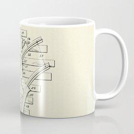 Railroad Track Construction-1932 Coffee Mug