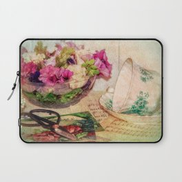 Little Loose Ends Laptop Sleeve