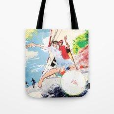 Pelada Tote Bag