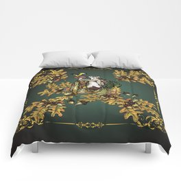 History of the autumn forest_2 Comforters