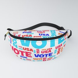 Vote USA 2016 Fanny Pack
