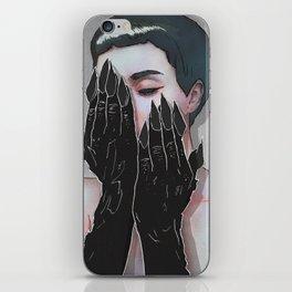 Demon Hands iPhone Skin