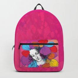 The encounter between Renaissance and Pop Art Backpack