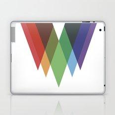 Eingang durch das Dach Laptop & iPad Skin