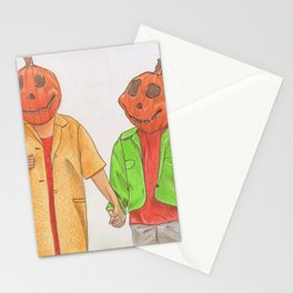 Halloweentown Citizens Stationery Cards