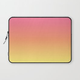 Bright Spring Gradient Laptop Sleeve
