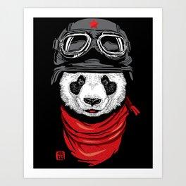 Happy Adventurer Art Print