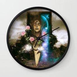The wonderful women of earth Wall Clock