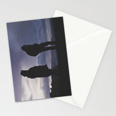 Calm  Before Storm Stationery Cards