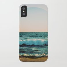 Vibrant Horizon Slim Case iPhone X