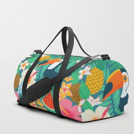 Tropical Flow Duffle Bag