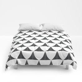 1950's demographic Comforters