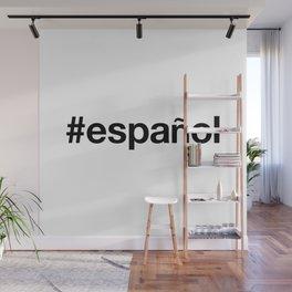 ESPANOL Wall Mural