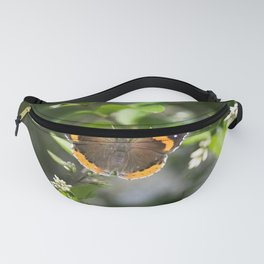 Red Admiral Fanny Pack