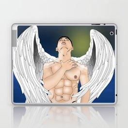 angel love Laptop & iPad Skin