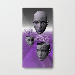 emptiness Metal Print