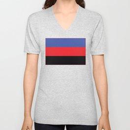 Polyamorous Flag Unisex V-Neck