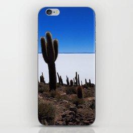 Salar de Uyuni 2 iPhone Skin